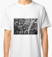 Looking through window Classic T-Shirt