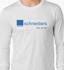 Schneiders Hair Group 1981-2015 Tribute Memorabilia T-Shirt