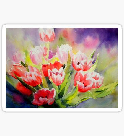 Easter Bouquet Sticker