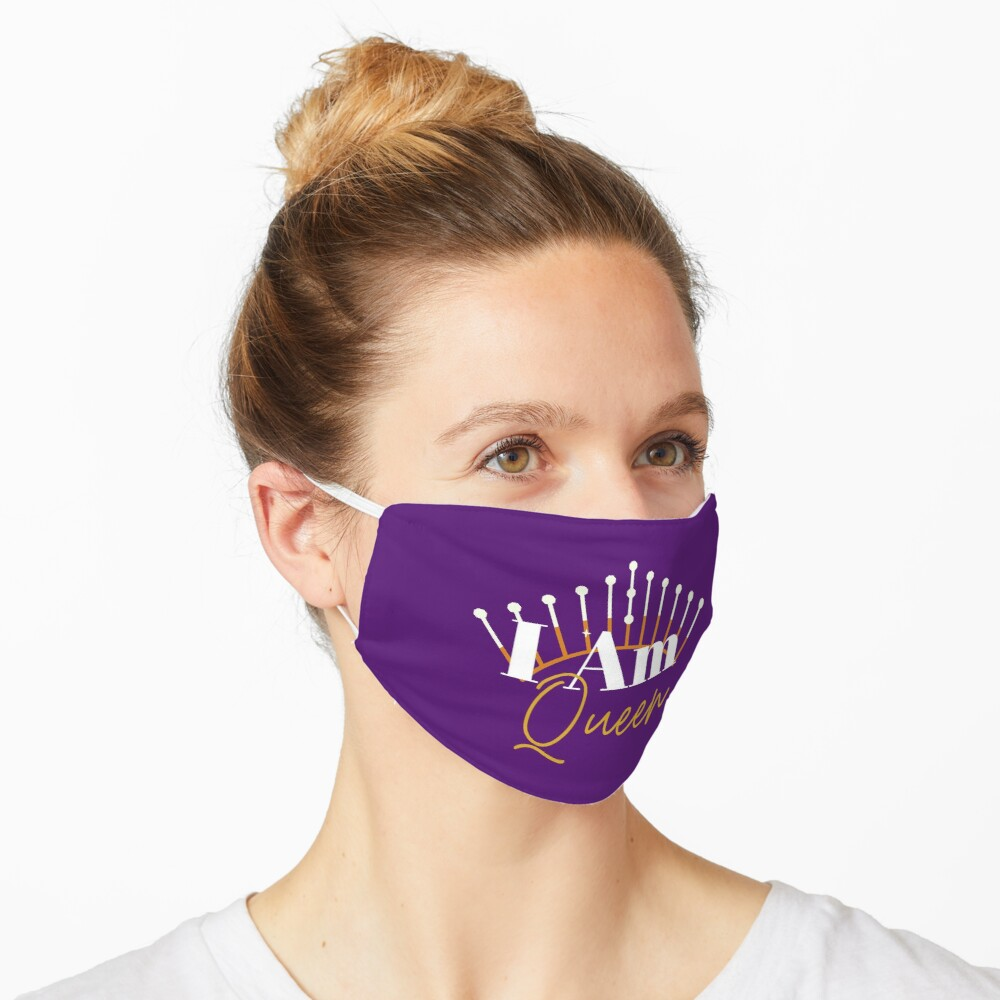 I Am Queen - The Fashion Frenze Mask