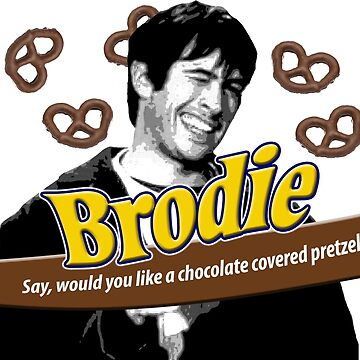 Brodie's Chocolate Covered Pretzels by jeffale5