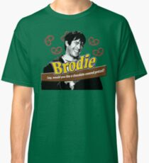 Brodie's Chocolate Covered Pretzels Classic T-Shirt