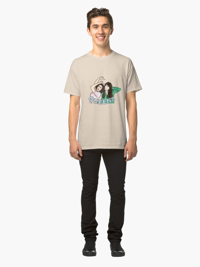 Alternate view of Queens Classic T-Shirt
