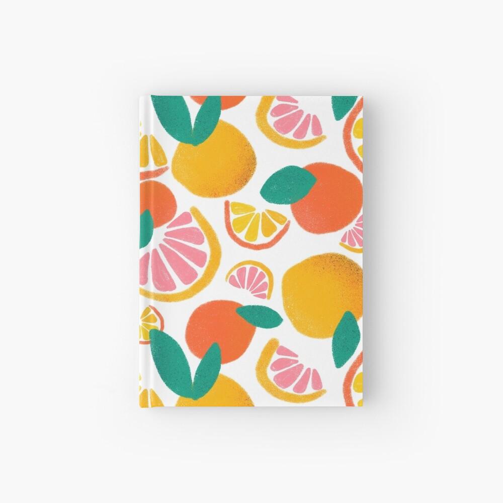 Citrus Hardcover Journal
