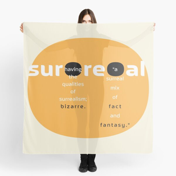 Surreal Scarf