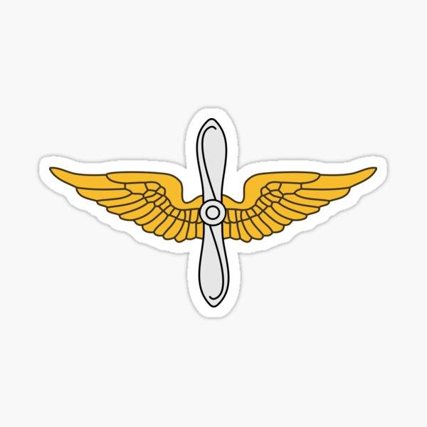 Insignien der Army Aviation Branch der Vereinigten Staaten Sticker