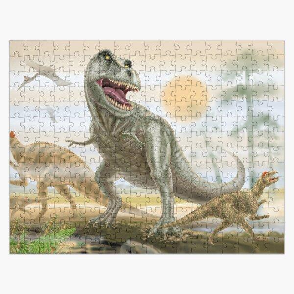 Tyrannosaurus Rex Jigsaw Puzzle