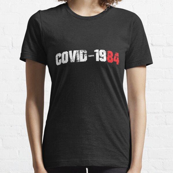 Covid-1984 Essential T-Shirt