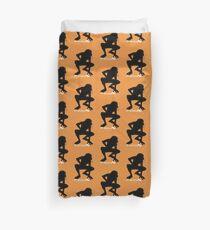 Gollum Precious Silhouette  Iphone T-shirt Duvet Cover