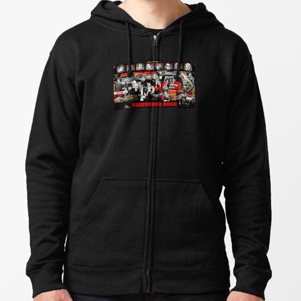 Reservoir Dogs (HD) Zipped Hoodie