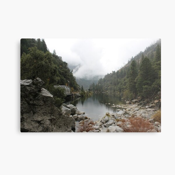 Feather River Canyon  Metal Print