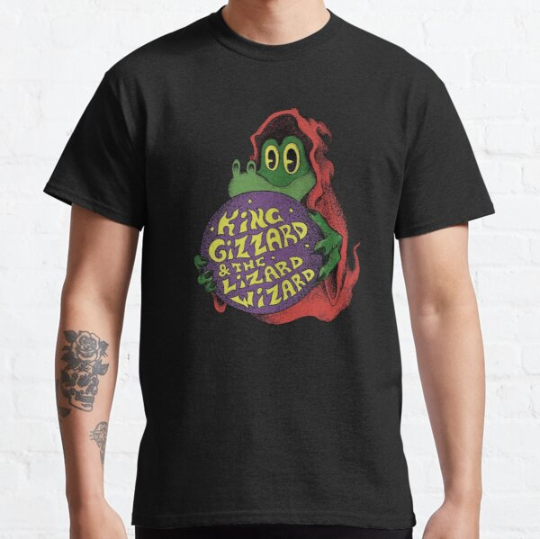 King Gizzard And The Lizard Wizard  Classic T-Shirt