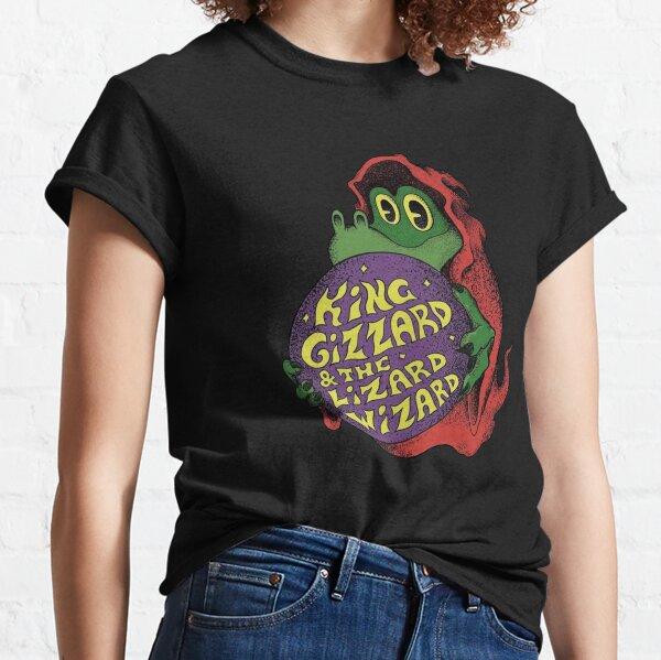 King Gizzard y el mago lagarto Camiseta clásica