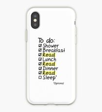 TO DO: READ iPhone Case