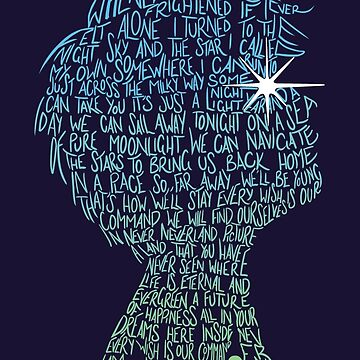 Finding Neverland by stagedoormerch