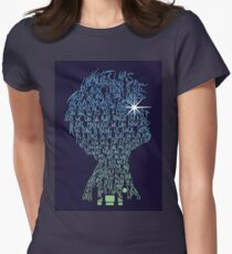 Finding Neverland Women's Fitted T-Shirt