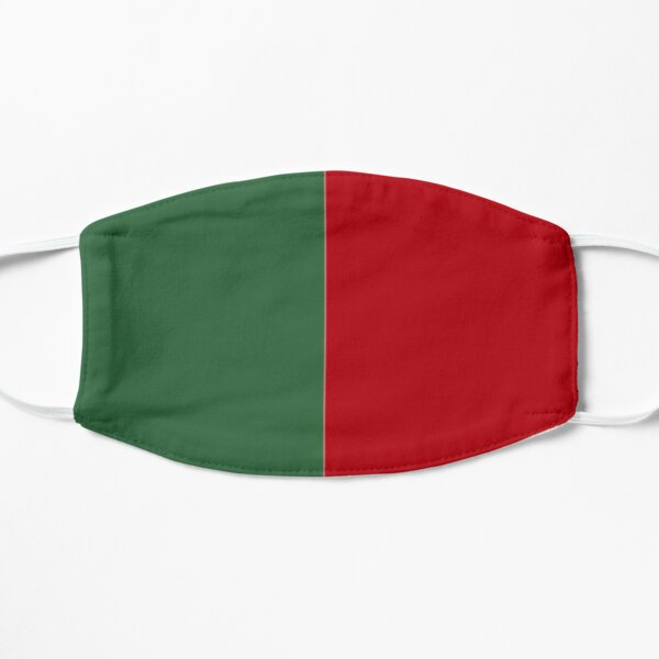 Port Red Starboard Green Flat Mask