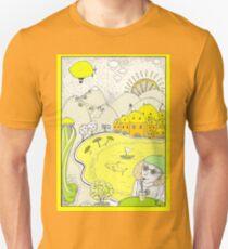 Lemon paradise Unisex T-Shirt