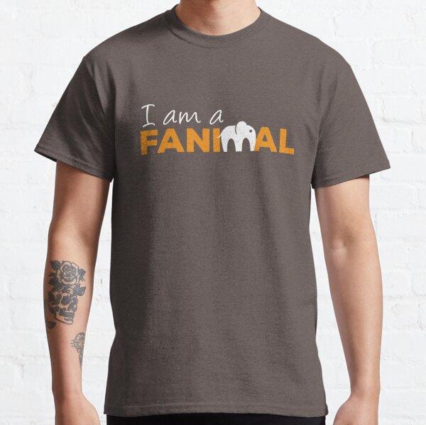 """""""I am a Fanimal"""" T-Shirt Classic T-Shirt"""