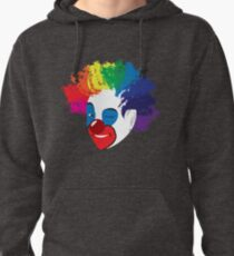 Class Clown: What Color is Your Clown Pullover Hoodie