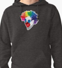 Class Clown: Clowning around Pullover Hoodie