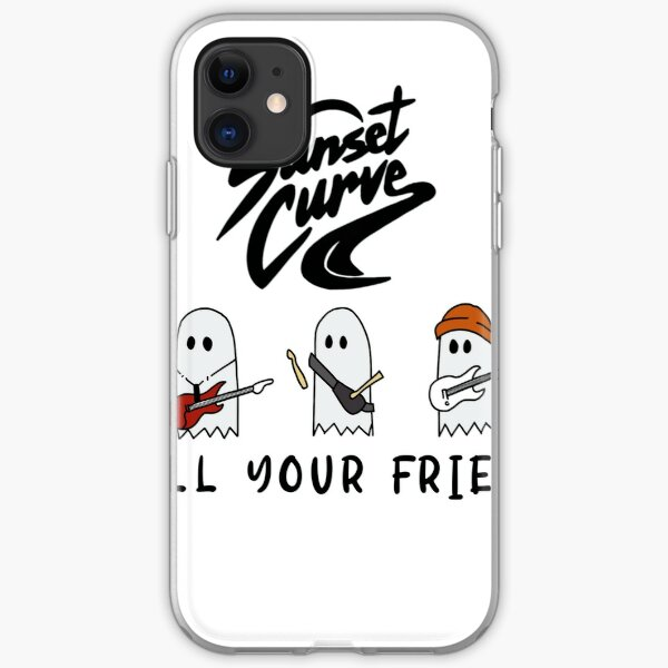 Tell your friends  iPhone Soft Case
