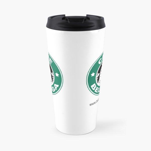 Café Beluga Mugs Travel Mug