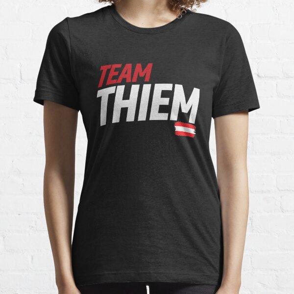 Team Dominic Thiem Essential T-Shirt