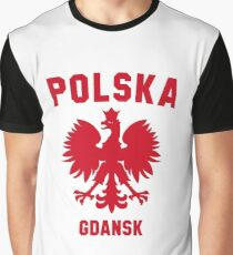 GDANSK Graphic T-Shirt