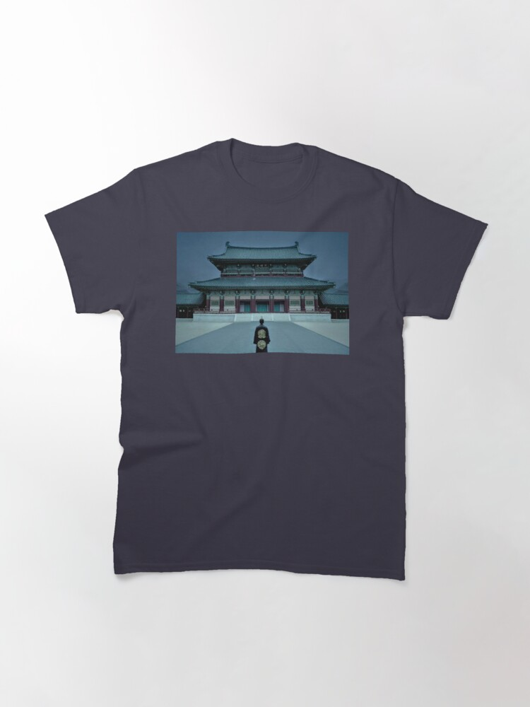 Alternate view of Wang So Alone Classic T-Shirt