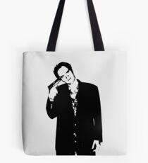 Quentin Tarantino Tote Bag