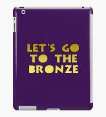 Let's go to the Bronze iPad Case/Skin