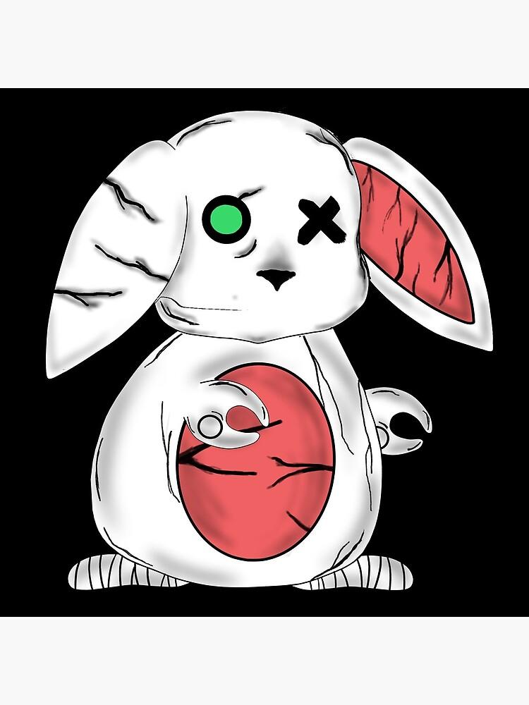 Tiny Tina Rabbit Standing by pifflemissile