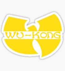 Wukong Top Ain't Nuttin' to **** Wit! Sticker
