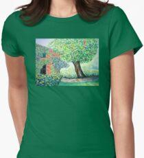 Old Walnut Tree  T-Shirt