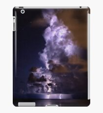 Lightning Strikes iPad Case/Skin