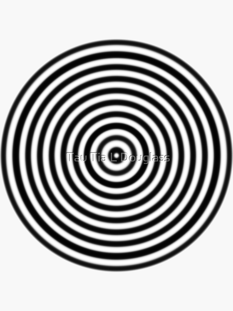 Funky Concentric Circles by PurplePeacock