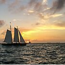 Key West Sunset by Vince Russell