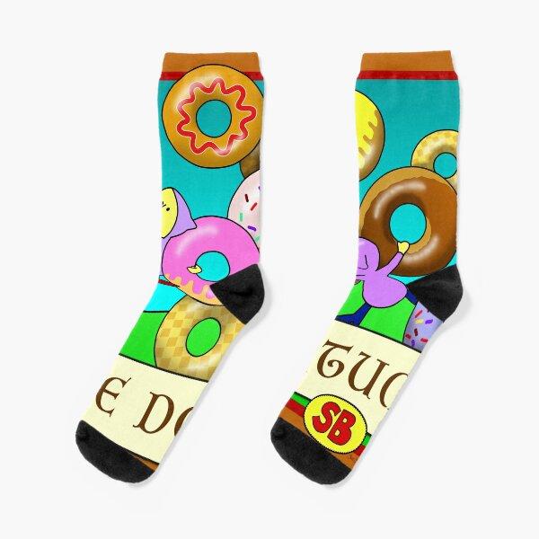 Carpe Donutum Socks