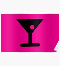Party Icon - Drink Poster