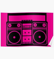 Party Icon - Music Poster