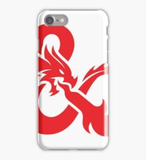 D&D iPhone Case/Skin
