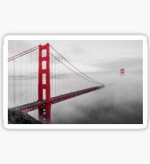 Misty Bridge Sticker