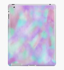Psychedelic Watercolor  iPad Case/Skin