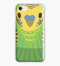 Budgie Nesting Doll iPhone Case/Skin
