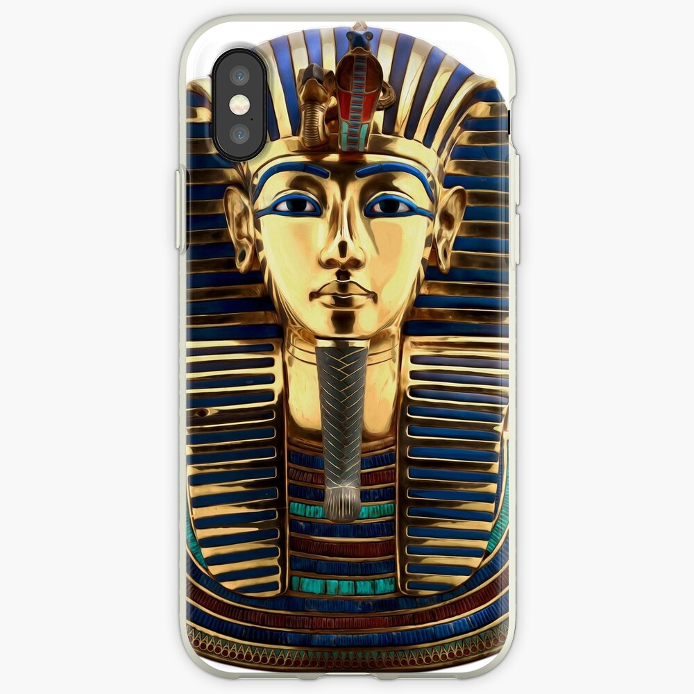 Tutankhamun iPhone Case & Cover