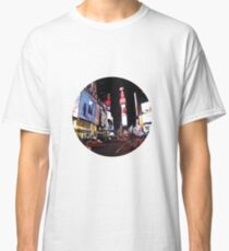 NYC - Times Square Classic T-Shirt