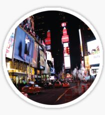 NYC - Times Square Sticker