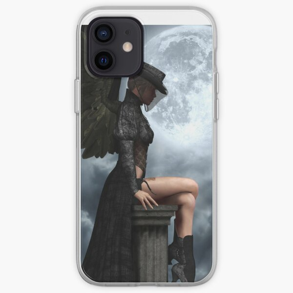 The Raven iPhone Soft Case