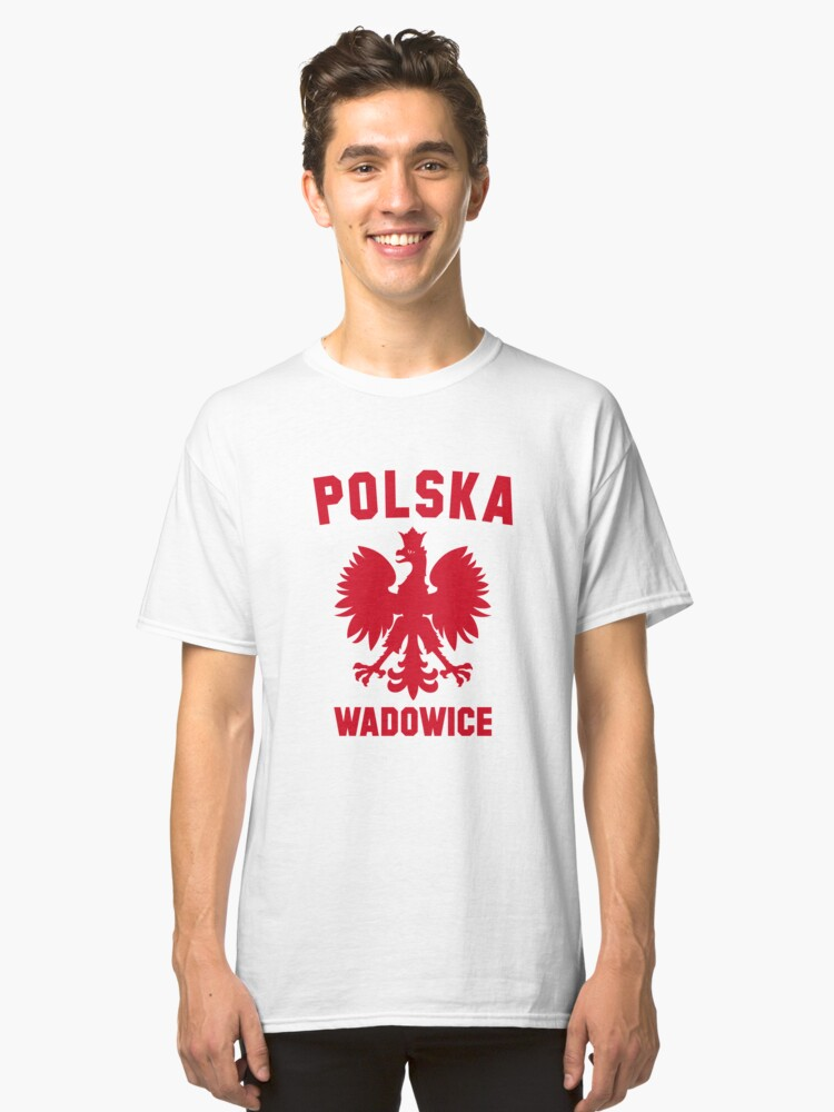 WADOWICE Classic T-Shirt Front